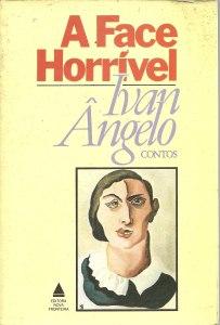 """Primeira edição de """"A face horrível"""", de 1986"""